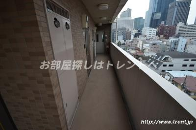 【その他共用部分】パークウェル西新宿Ⅱ