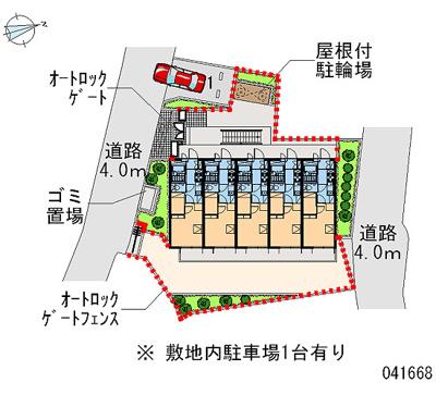 【地図】プレミエ エトワール