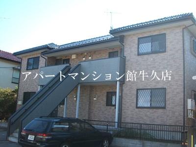 【外観】シバタハイツ