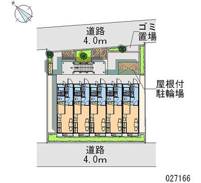 【地図】レイルサイド高根台