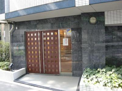 【エントランス】ステージファースト上北沢