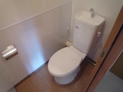 【トイレ】カーサ安福