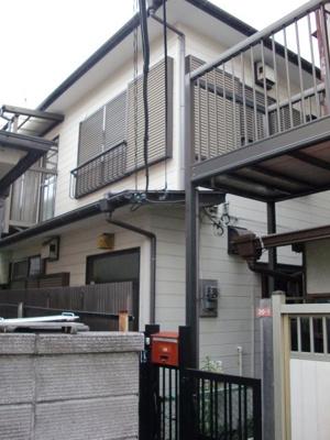 【外観】下高井戸4丁目賃貸一戸建て