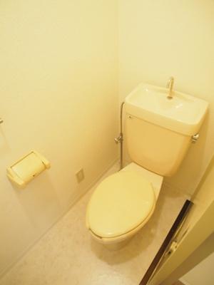 【トイレ】ハイツK5