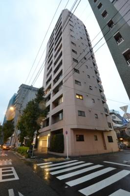 【外観】スカーラ品川戸越スカイタワー