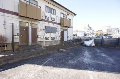 【駐車場】ロンバートトミタⅢ