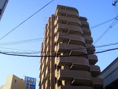 【外観】ライジングコート姫島駅前