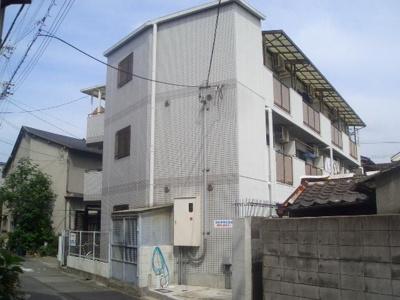 【外観】マンション・エイガク