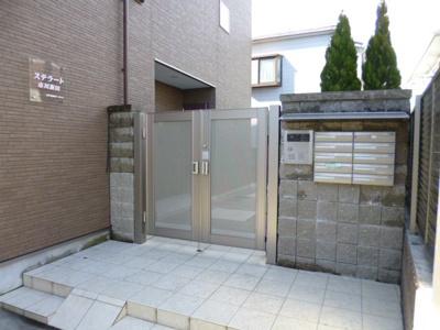 【エントランス】ステラート市川新田