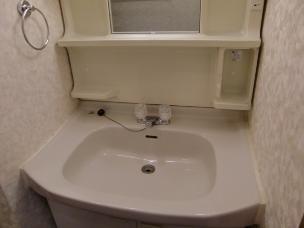 【独立洗面台】第2グリーンパーク歌島