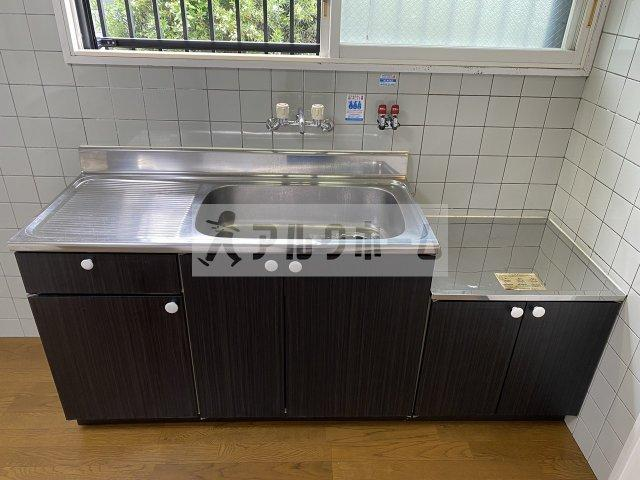 【浴室】ハイツハピネス