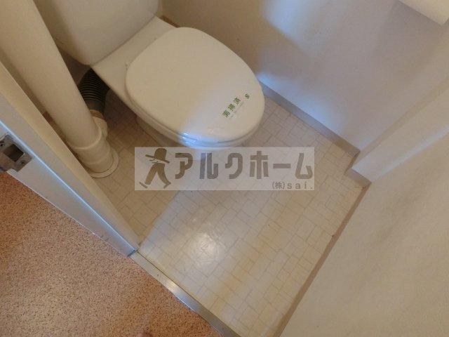 メゾンドルチェ伸和(柏原市法善寺) お手洗い