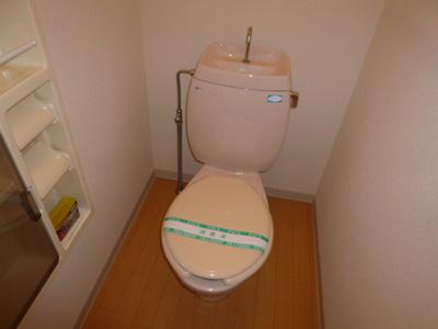 【トイレ】エトワールA