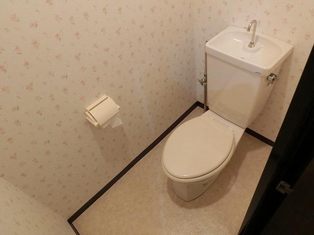 メゾンキューブ トイレ