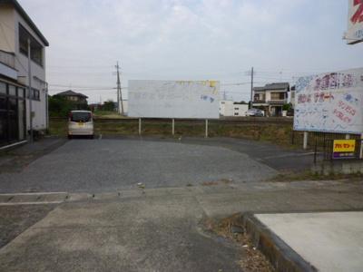 【駐車場】米ノ井テナント