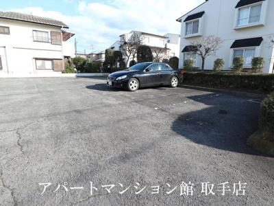 【駐車場】シェル井野