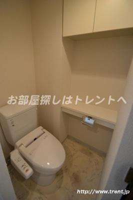 【トイレ】ヴォーガコルテ東新宿