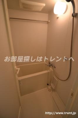 【浴室】ヴォーガコルテ東新宿