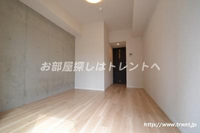 【居間・リビング】ヴォーガコルテ東新宿