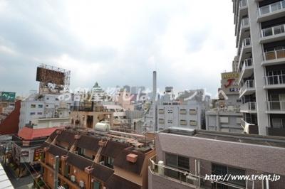 【展望】ヴォーガコルテ東新宿