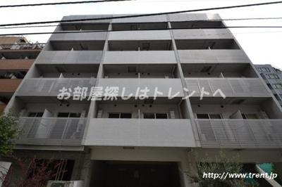 【外観】ヴォーガコルテ東新宿