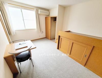 参考写真:同物件別室です。