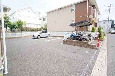 【駐車場】フォレストⅡ