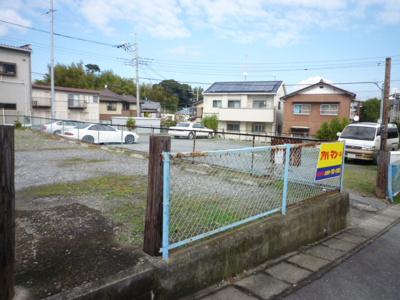 【外観】台宿染谷駐車場