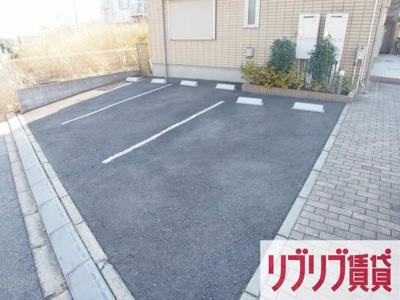 【駐車場】スリーグレイス