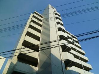 【外観】江坂ニュー白百合