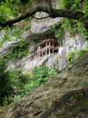 三徳山での奇跡の画像