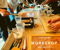 Wallpaper Workshop 7/18の部の画像