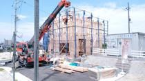 【現場の最新情報☆】タイセイパレス忍ヶ丘4期 ~モデルハウスの進捗状況 part2☆~の画像