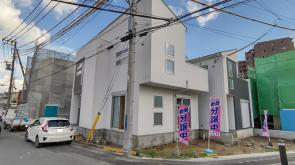 上戸田5丁目の5棟現場 現地販売やっております。の画像
