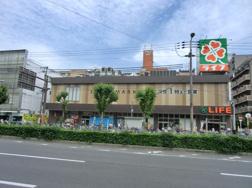 阿倍野区 スーパーマーケット情報 株式会社シークエステートの画像