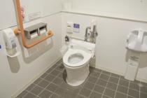 大井町の公衆トイレがオシャレになって再オープン!特殊な形状や設計の背景とは?の画像