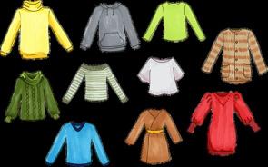 いくら買っても足りない…衣服の収納をスッキリさせる方法とは?の画像