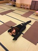 ストレッチ&体幹トレーニング   レポートの画像