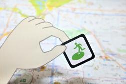 不動産を売却する際にはハザードマップで物件の位置をチェック!の画像