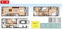 「第2期」淀川区三国本町新築戸建て物件のご紹介です♪の画像