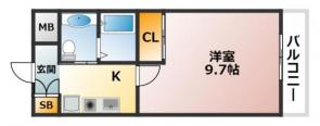 ◆勝手にお部屋評価~アロハ海岸通~の画像