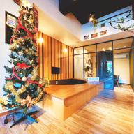 ピタットハウス大国町店 クリスマスモードの画像