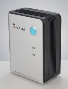 コロナウィルス対策 イオンクラスター放出型空気清浄機 V-VALIAについての画像