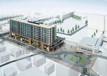 瀬谷駅の再開発が進んでおりますの画像