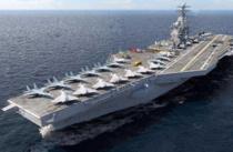 イギリス空母 沖縄常駐!?の画像