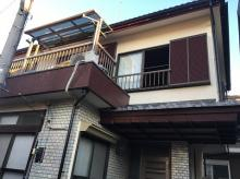 外壁と屋根をお色直し(*^▽^*)の画像