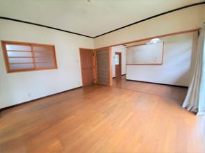 戸建リノベの完成まで~⑤LDK、和室~の画像