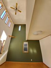 壁紙と琉球畳をポイントリフォーム‼の画像