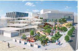 新規オープン「複合公共施設」の画像