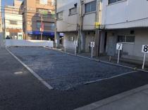 外構工事 駐車場整備の画像